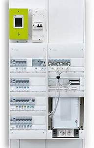 Tableau Electrique Hager 4 Rangées : tableau lectrique panneau lectrique disjoncteur ~ Edinachiropracticcenter.com Idées de Décoration