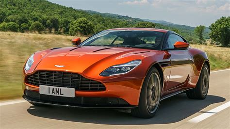 Aston Matin Car : Aston Martin Db11 2016 Review