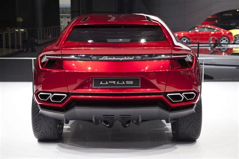 Lamborghini Urus Concept Beijing 2018 Photo Gallery