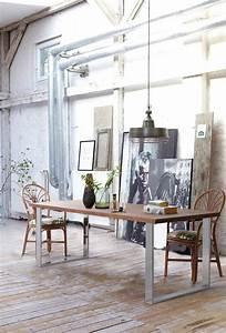 Table A Manger : best table de salle a manger moderne bois gallery ~ Melissatoandfro.com Idées de Décoration