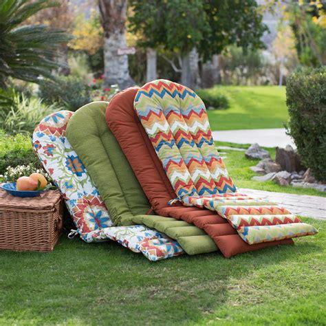 Hayneedle Adirondack Chair Cushions by Coral Coast Cantara Adirondack Chair Cushion Russet