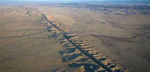 What U2019s Happening With San Andreas Fault  169 Earthquakes