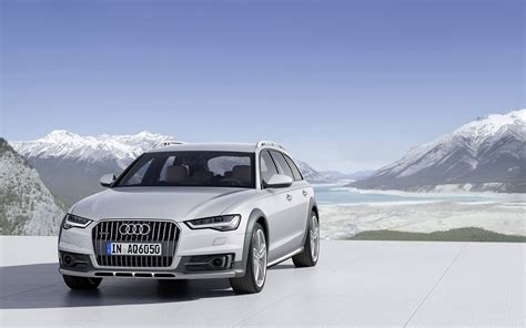 2015 Audi A6 Quattro Wallpaper