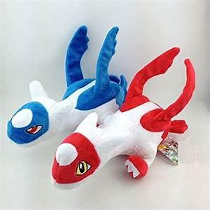 Cheap Online Store Buy Pokemon Latias & Latios Plush Set ...