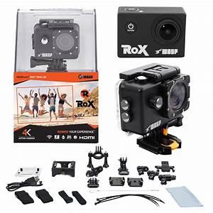 Waspcam Rox Series 4k Action Camera