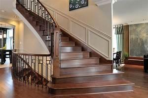 escalier de maison interieur veglixcom les dernieres With cage d escalier exterieur 5 rampe descalier 59 suggestions de style moderne