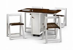 Drop, Leaf, Tables, For, Small, Spaces, U2013, Homesfeed