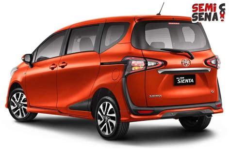 Review Toyota Sienta by Harga Toyota Sienta Review Spesifikasi Gambar Juli