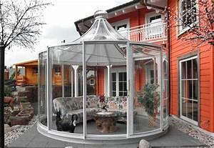 Pavillon Metall Rund : gartenlaube grilllaube und pavillon aus metall rondo kaufen ~ Eleganceandgraceweddings.com Haus und Dekorationen