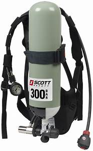 Sabre Breathing Apparatus Complete With Cylinder 300bar