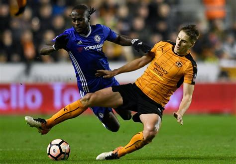 Moses Thrilled With Chelsea's Hard-Earned Win Vs Wolves ...