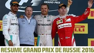 Grand Prix De Russie : r sum grand prix de russie 2016 formule 1 youtube ~ Medecine-chirurgie-esthetiques.com Avis de Voitures