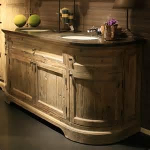 view images meuble ancien salle de bain double vasque ides - Meuble Ancien Salle De Bain