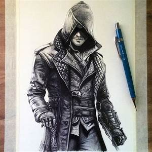 Jacob Frye Drawing - Assassin's Creed Syndicate by ...