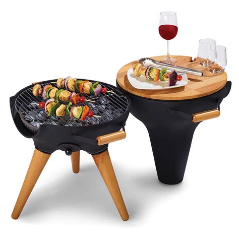 Chiminea Grill Rack by Aniva Cosa Bbq Transforming Chiminea Grill Pit