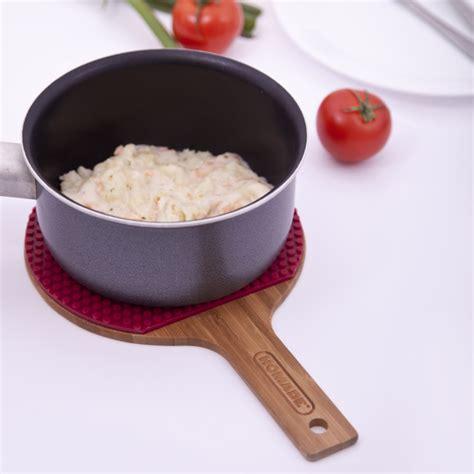 accessoire cuisine original dessous de plat ping pong achat accessoire cuisine