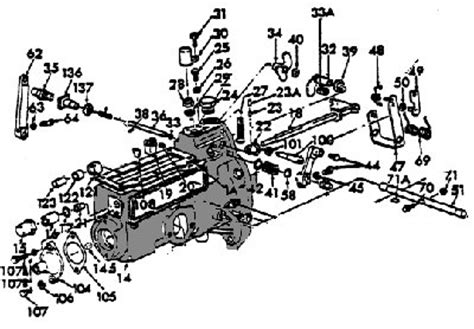 Ford Tractor Injector Diagram by Frustrated Ford 9600 Diesel Not Starting