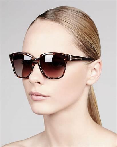 Sunglasses Square Tortoise Givenchy Burgundy Purple Brown