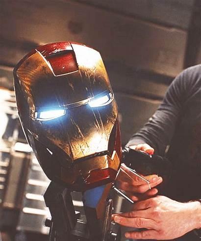 Iron Mutually Assured Destruction Fan Tony Mask