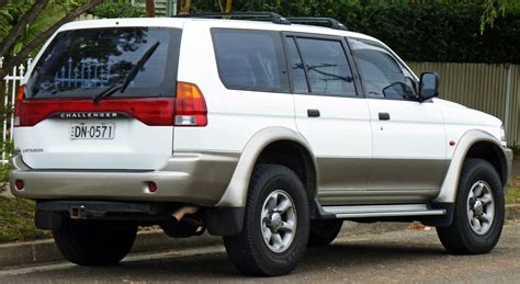 motor auto repair manual 2004 mitsubishi challenger parking system 1999 mitsubishi challenger w pictures information and specs auto database com