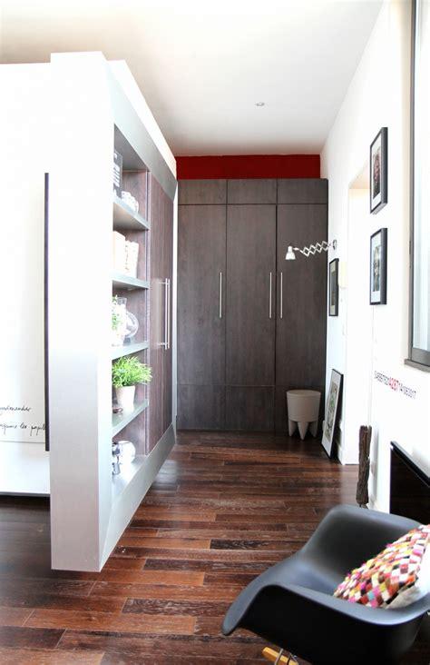 salon salle a manger cuisine ouverte le loft de yann à roubaix