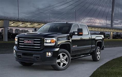 2019 Gmc Sierra 2500hd  News And Specs  20182019 Pickup
