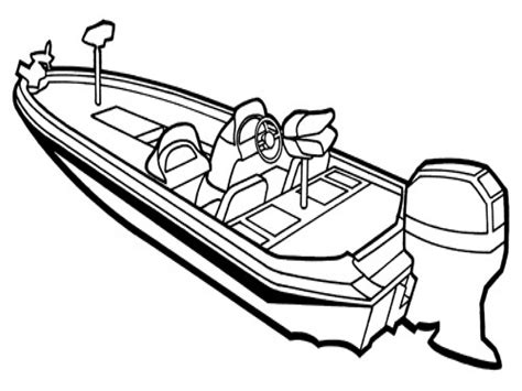 How To Draw A Bass Boat Step By Step by Boat Drawing Images At Getdrawings Free For Personal