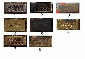 gaunt plaques real or fake british commonwealth With coast guard documentation plaque