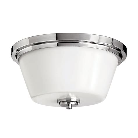 traditional bathroom ceiling light fits flush