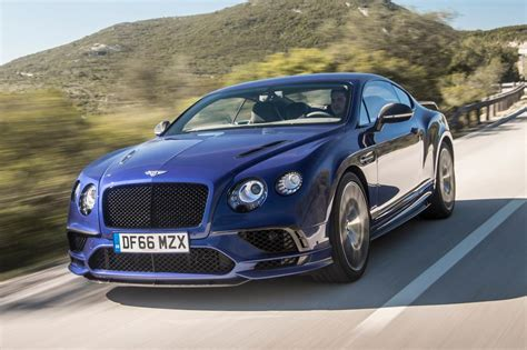 New Bentley Continental Supersports 2017 Review Pictures