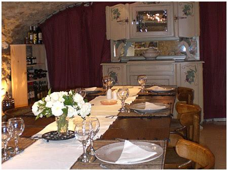 cuisiner morue sal la table d 39 hotes du moulin de courlas location de