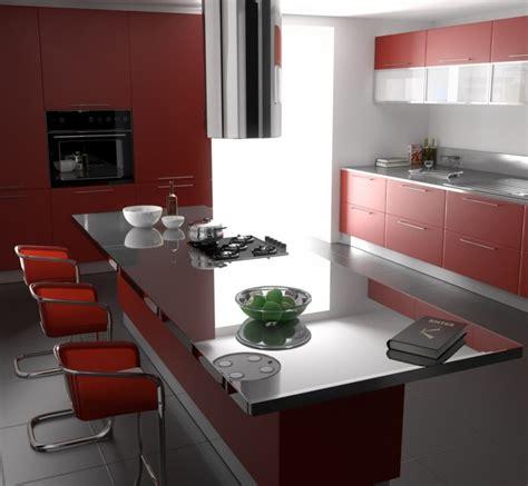 cuisine moderne grise idée couleur cuisine la cuisine et grise