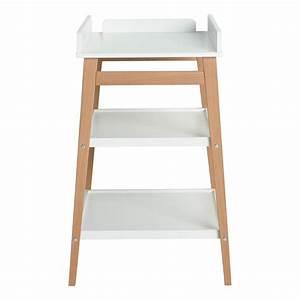 Petite Table A Langer : table langer hip naturel quax design b b ~ Teatrodelosmanantiales.com Idées de Décoration