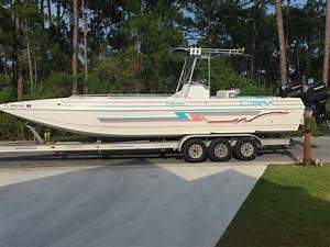 30 Cobra Predator Catamaran Hull And Trailer  25000