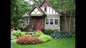 [Garden Ideas] Landscape ideas for small front yard