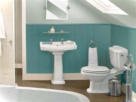 small half bathroom color ideas