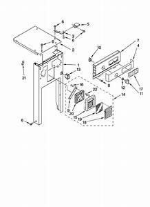 Kitchenaid Kuck03itbl0 Trash Compactor Parts