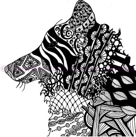 wolf art wolf drawing   ink wolf ink drawing
