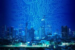 How Smart Cities Are About To Rock Our World