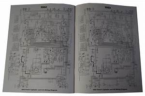 Jamco Parts - Books  U0026 Manuals Wiring Diagrams 1932-53 Ford Flathead Wiring Diagram