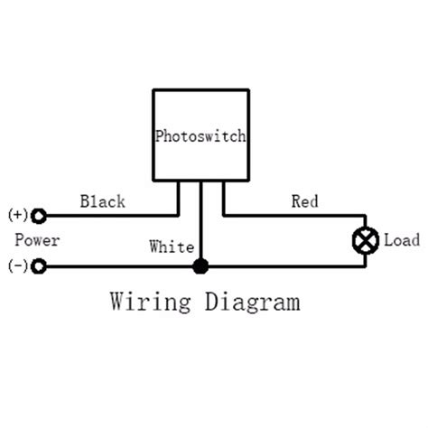 Dusk To Light Wiring Diagram by Wrg 5531 Photocell Sensor Wiring Diagram
