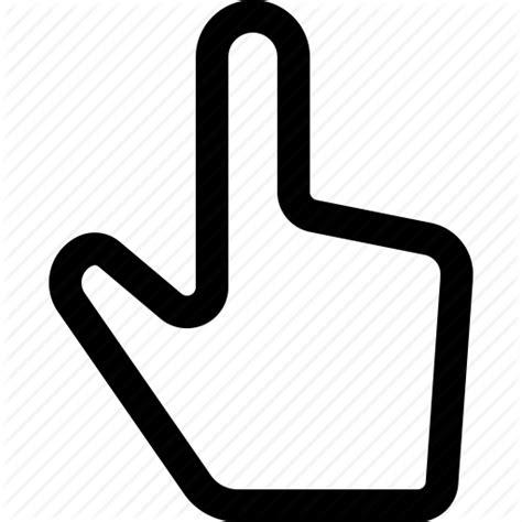 Free Pointer Finger Icon 27649