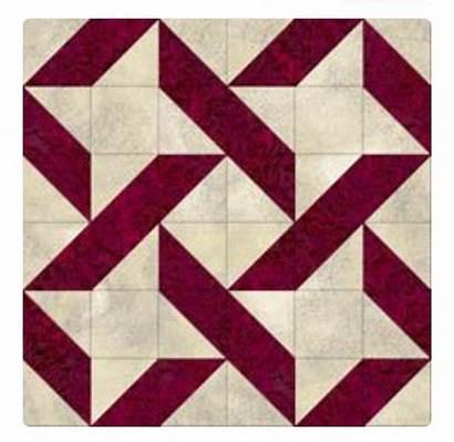 Quilt Quilts Block Pattern Ribbon Blocks Square