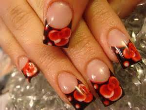 Nail art design or turn towards a professional technician for