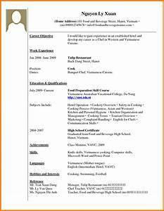 11 how to make a cv for work experience points of origins With how to write work experience in resume