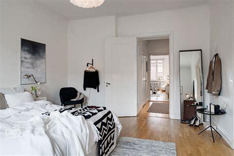 deco chambre scandinave appartement familial à la décoration scandinave