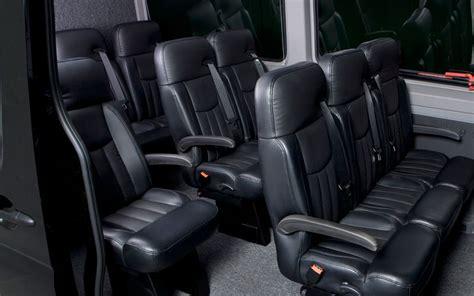 sprinter lux bus america