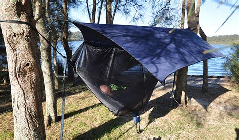 Eno One Link Hammock Shelter System by Tested Eno Onelink Hammock Shelter System Australian