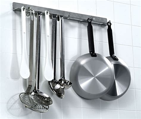 kitchen utensils hanging rail matfer usa kitchen utensils