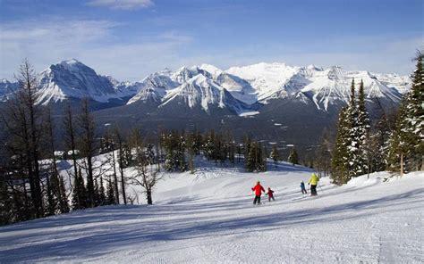 ski lake louise resort guide telegraph